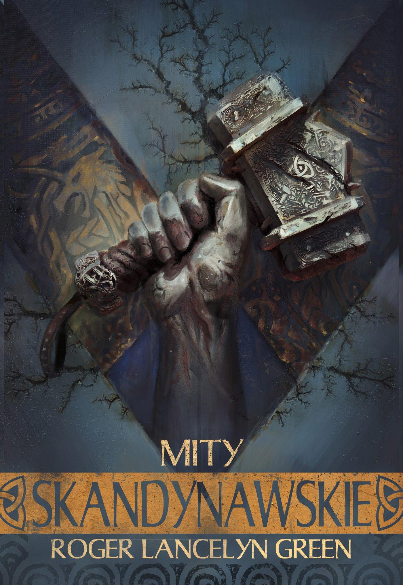 Mity skandynawskie - Ebook (Książka na Kindle) do pobrania w formacie MOBI
