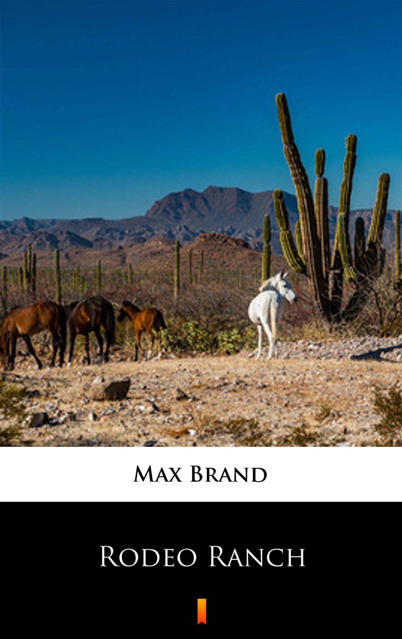 Rodeo Ranch - Ebook (Książka na Kindle) do pobrania w formacie MOBI