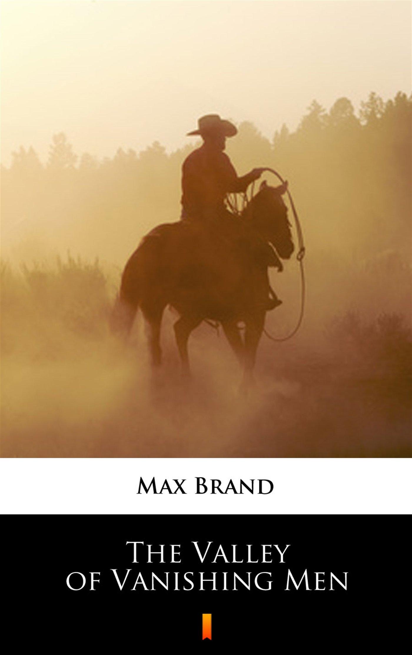 The Valley of Vanishing Men - Ebook (Książka EPUB) do pobrania w formacie EPUB