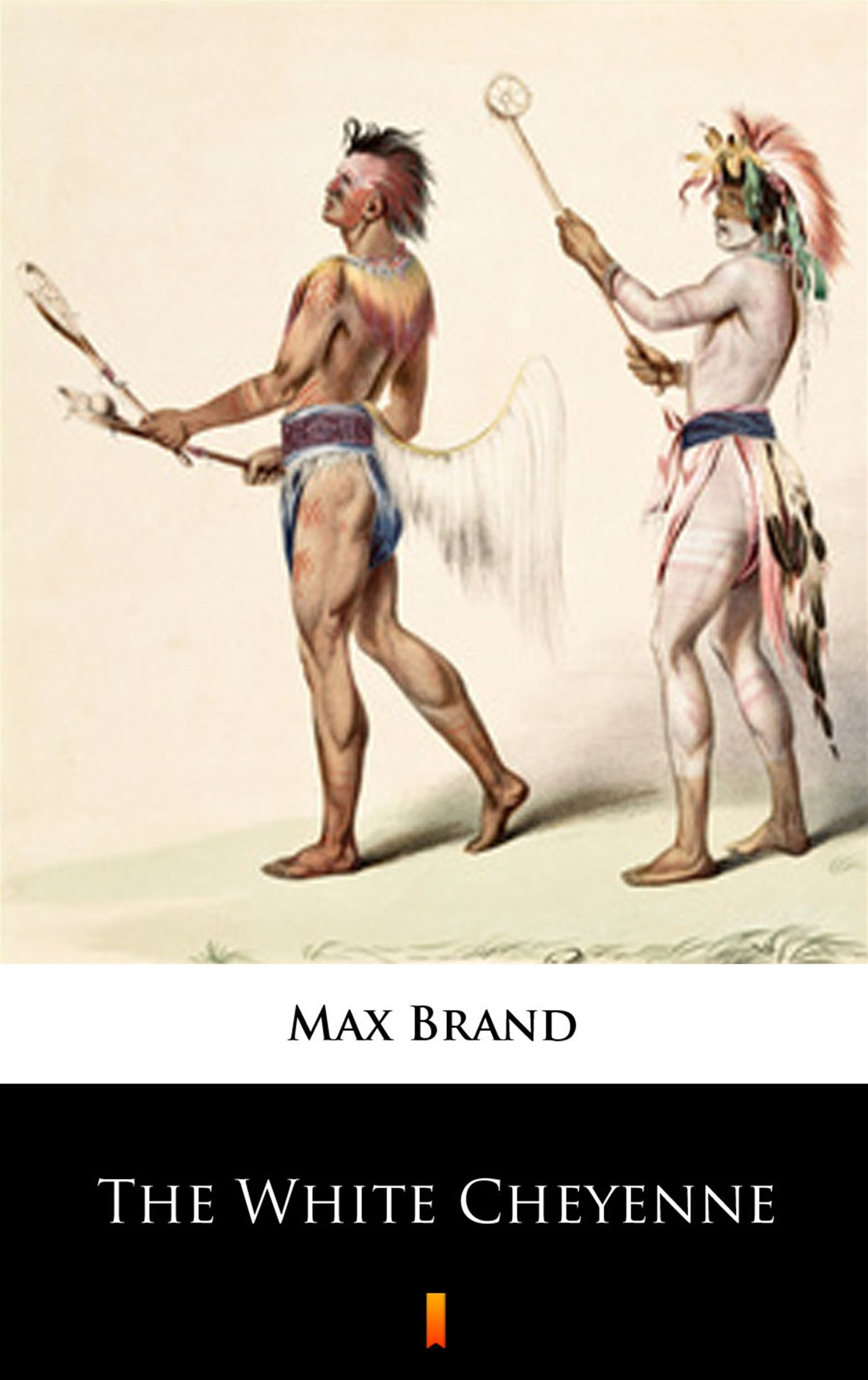 The White Cheyenne - Ebook (Książka na Kindle) do pobrania w formacie MOBI