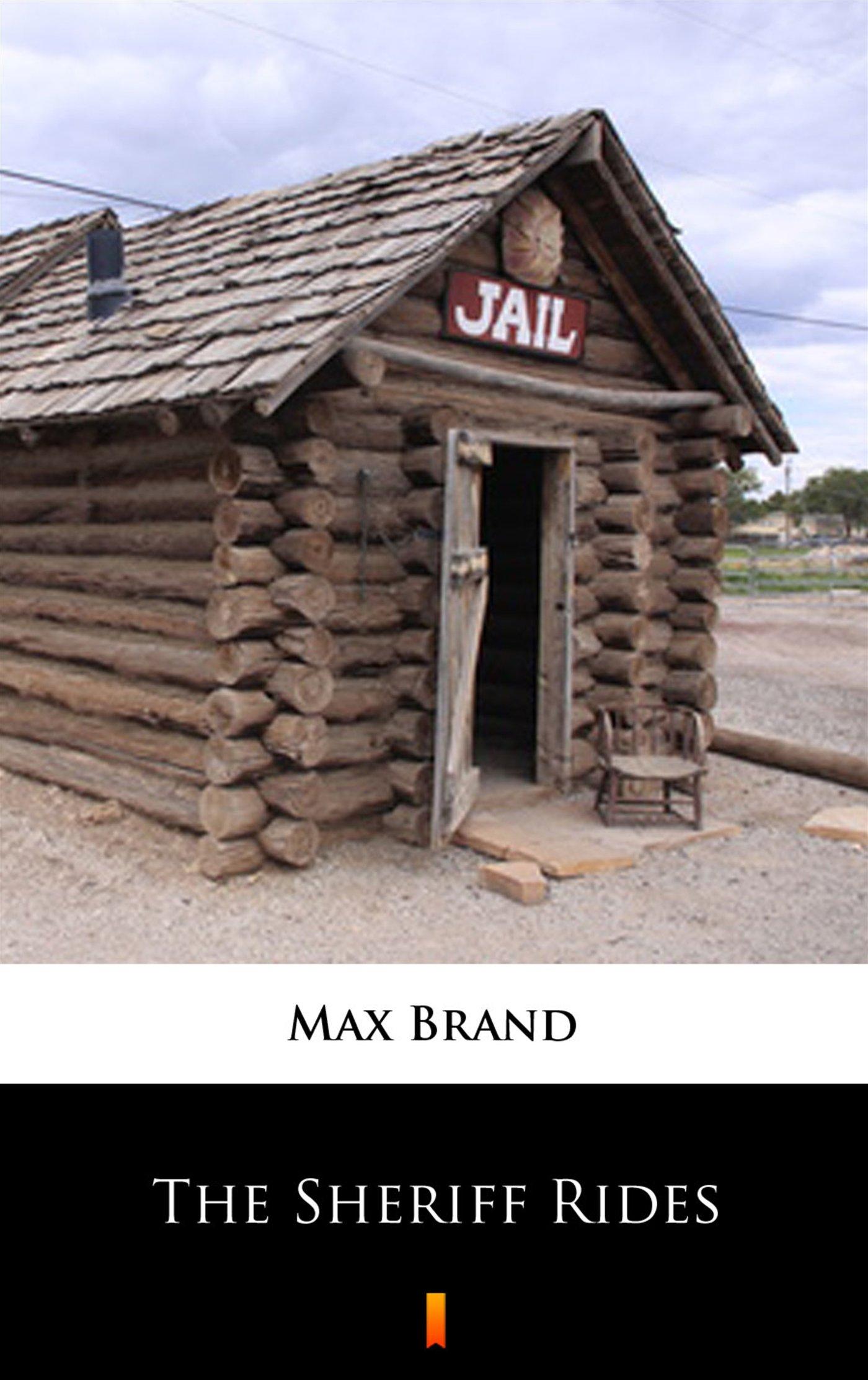 The Sheriff Rides - Ebook (Książka na Kindle) do pobrania w formacie MOBI