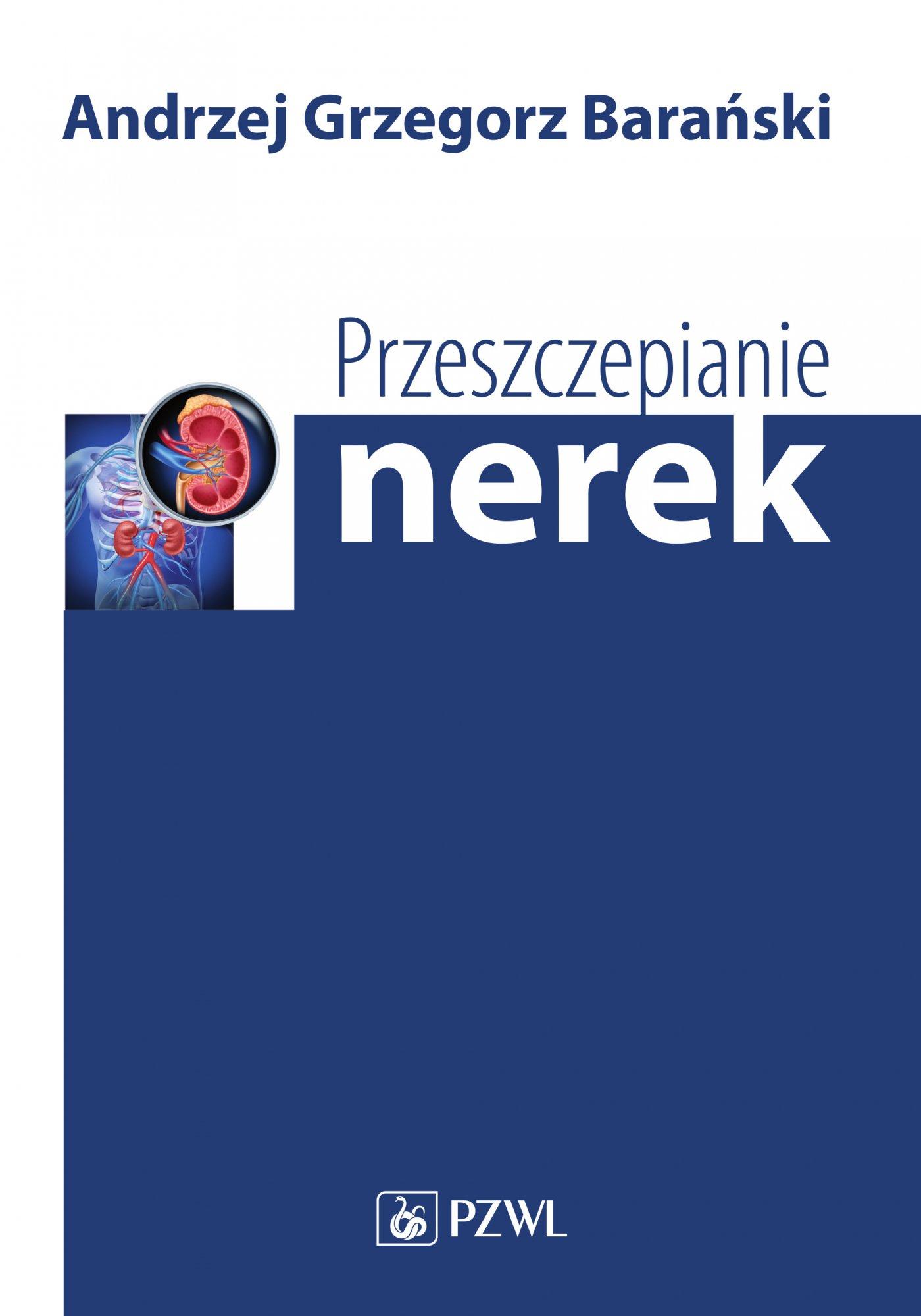Przeszczepianie nerek - Ebook (Książka EPUB) do pobrania w formacie EPUB