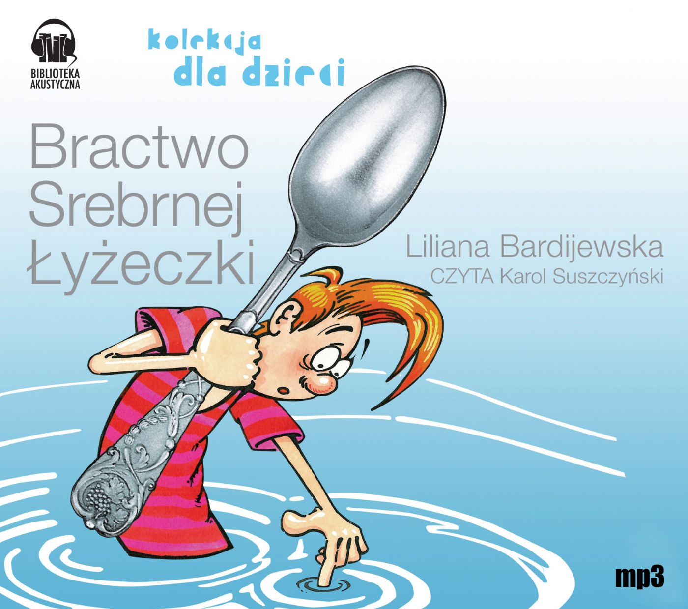 Bractwo Srebrnej Łyżeczki - Audiobook (Książka audio MP3) do pobrania w całości w archiwum ZIP