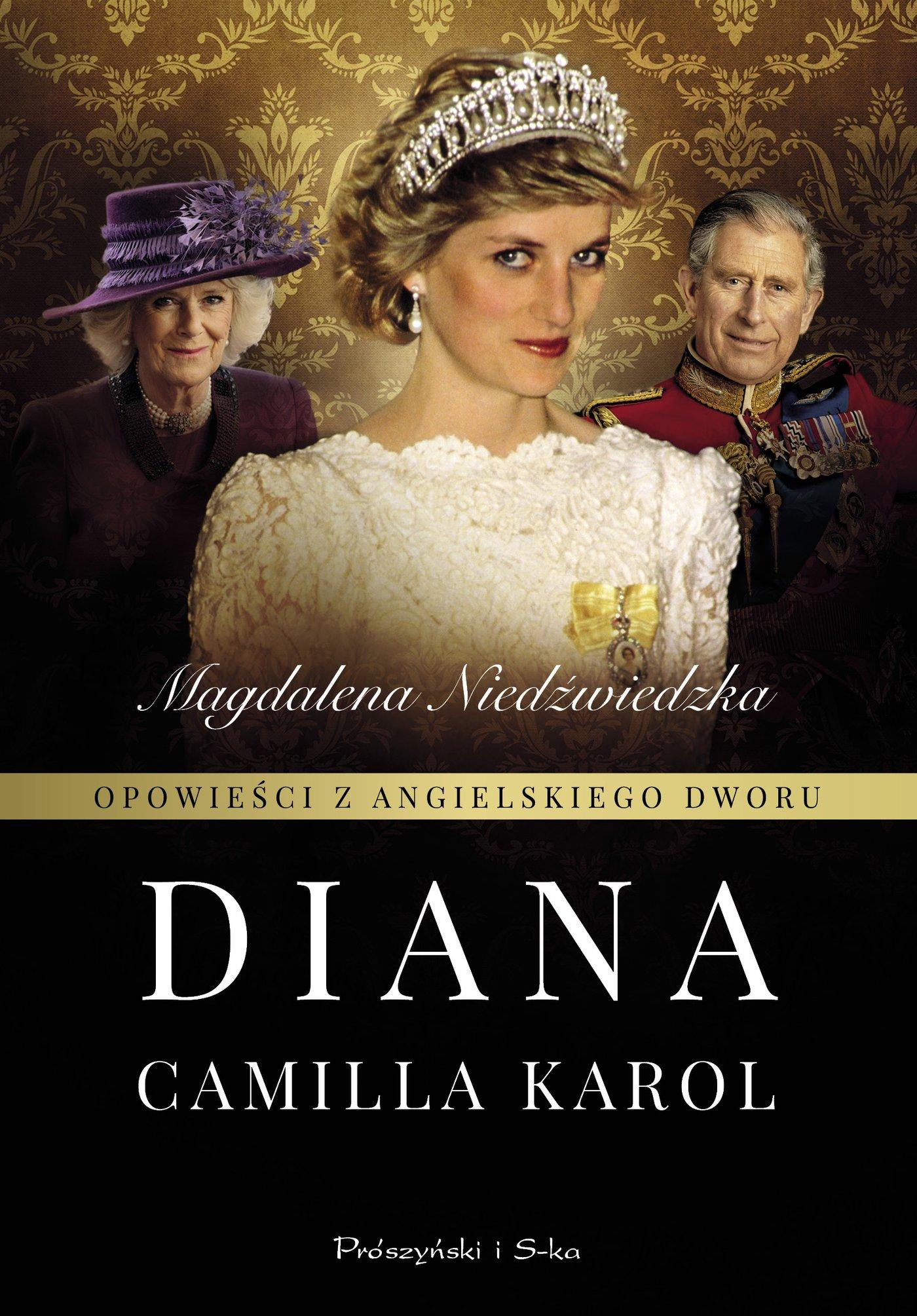 Opowieści z angielskiego dworu. Diana - Ebook (Książka na Kindle) do pobrania w formacie MOBI