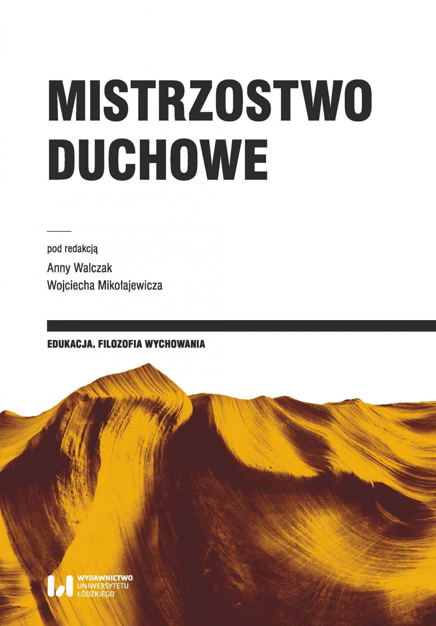 Mistrzostwo duchowe - Ebook (Książka PDF) do pobrania w formacie PDF