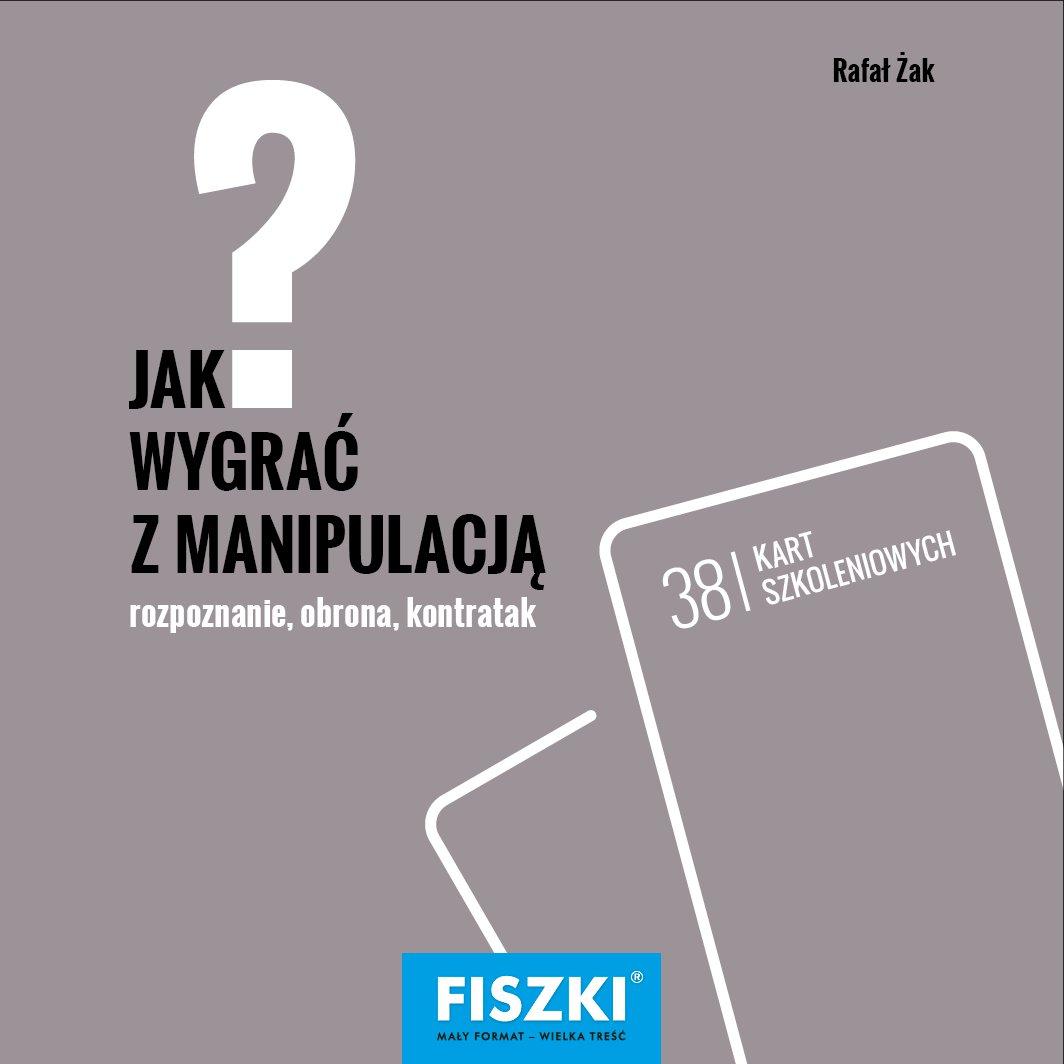 Jak wygrać z manipulacją? - Ebook (Książka PDF) do pobrania w formacie PDF