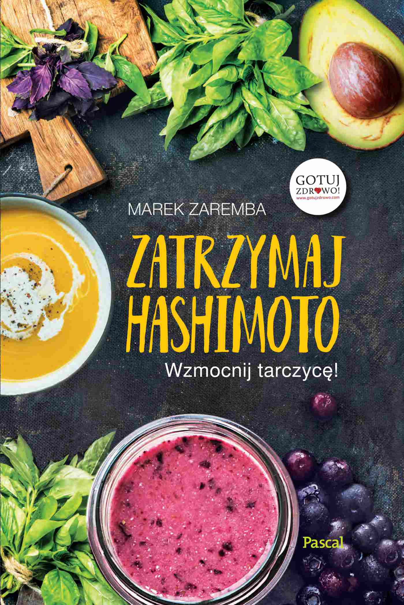 Zatrzymaj Hashimoto - Ebook (Książka EPUB) do pobrania w formacie EPUB