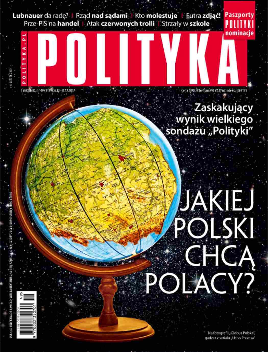 Polityka nr 49/2017 - Ebook (Książka PDF) do pobrania w formacie PDF