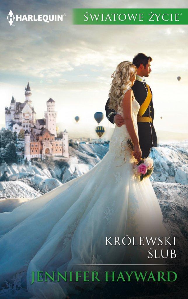 Królewski ślub - Ebook (Książka EPUB) do pobrania w formacie EPUB