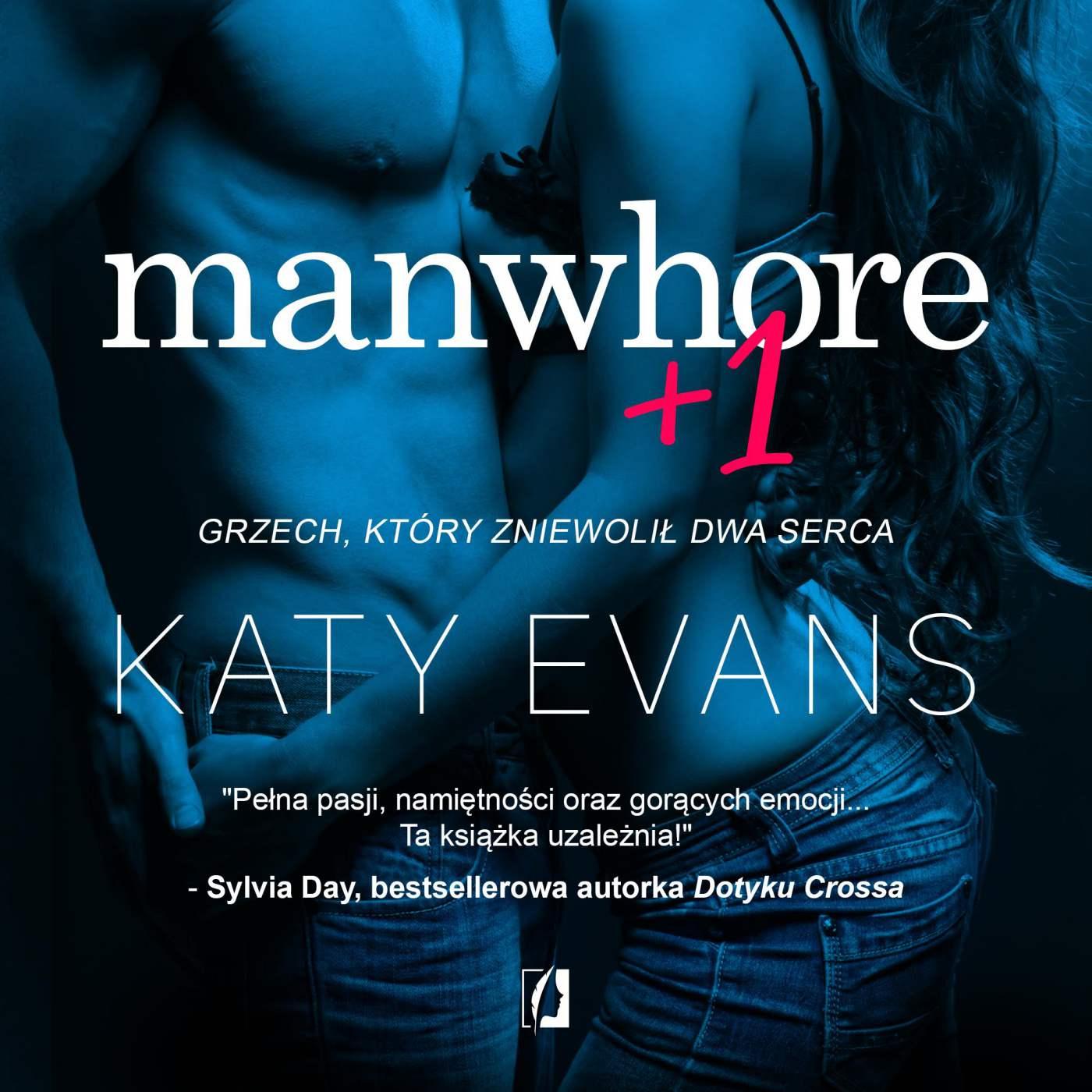 Manwhore + 1 - Audiobook (Książka audio MP3) do pobrania w całości w archiwum ZIP