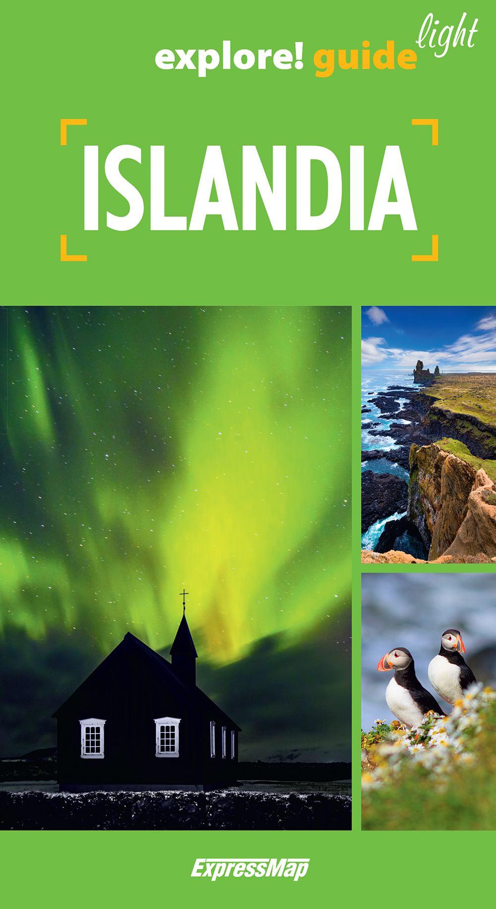 Islandia light: przewodnik - Ebook (Książka na Kindle) do pobrania w formacie MOBI