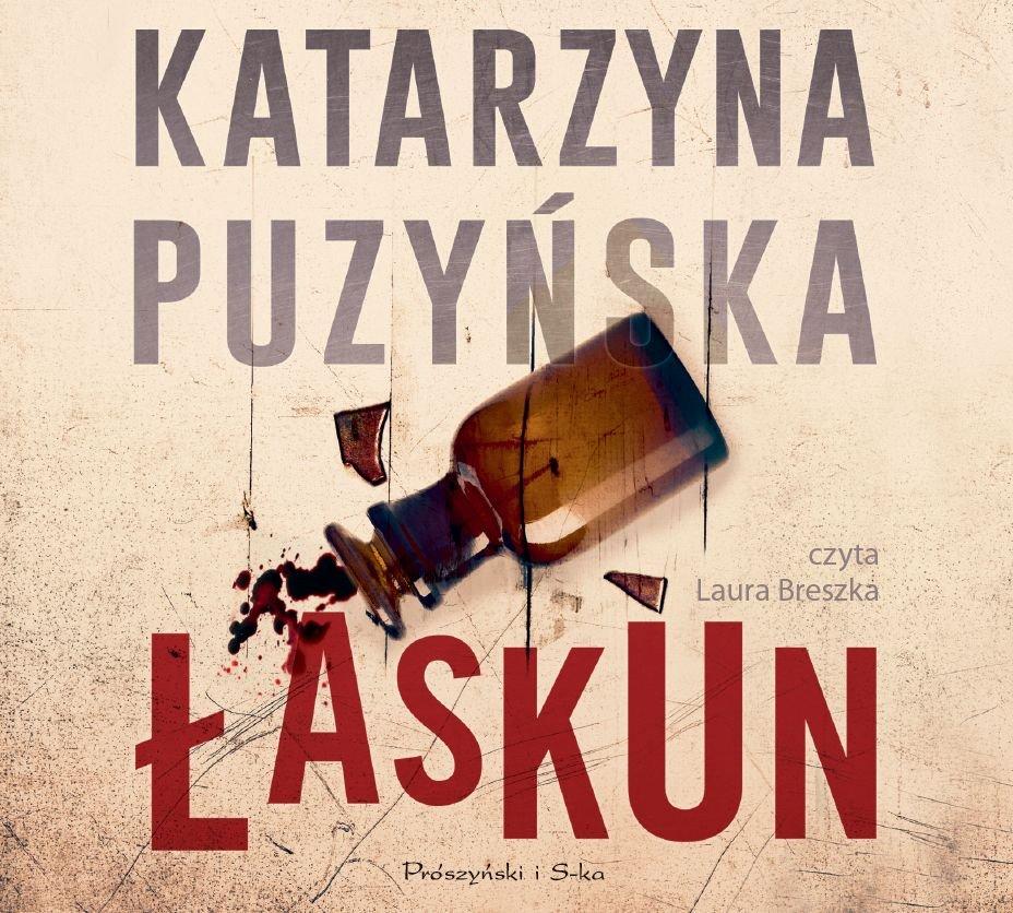 Łaskun - Audiobook (Książka audio MP3) do pobrania w całości w archiwum ZIP