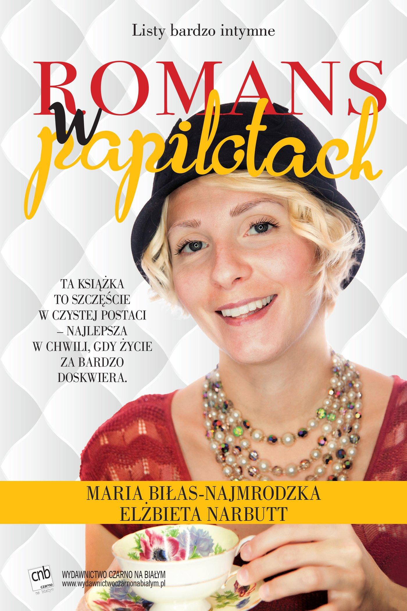 Romans w papilotach - Ebook (Książka EPUB) do pobrania w formacie EPUB