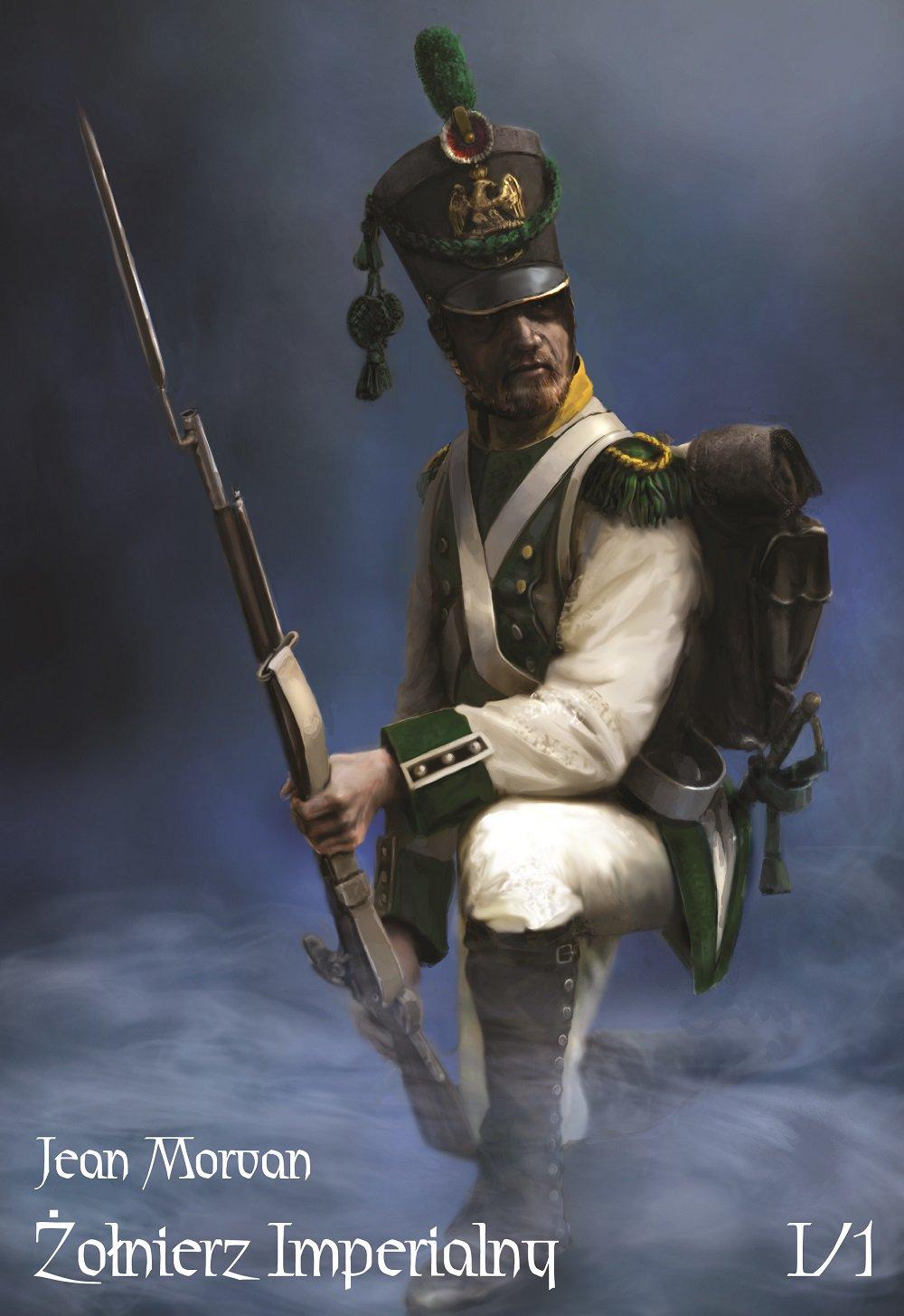 Żołnierz Imperialny Tom1 cz. 1. Pobór – Wyposażenie - Ebook (Książka na Kindle) do pobrania w formacie MOBI