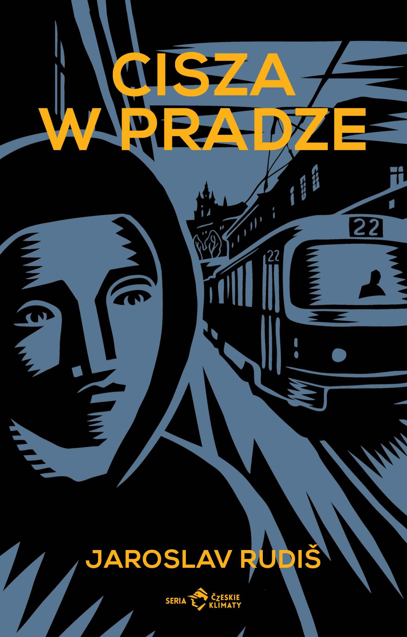 Cisza w Pradze - Ebook (Książka na Kindle) do pobrania w formacie MOBI
