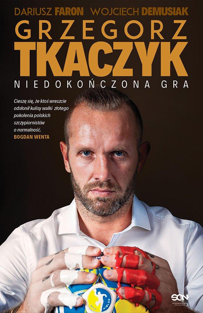 Grzegorz Tkaczyk. Niedokończona gra. Autobiografia - Ebook (Książka na Kindle) do pobrania w formacie MOBI