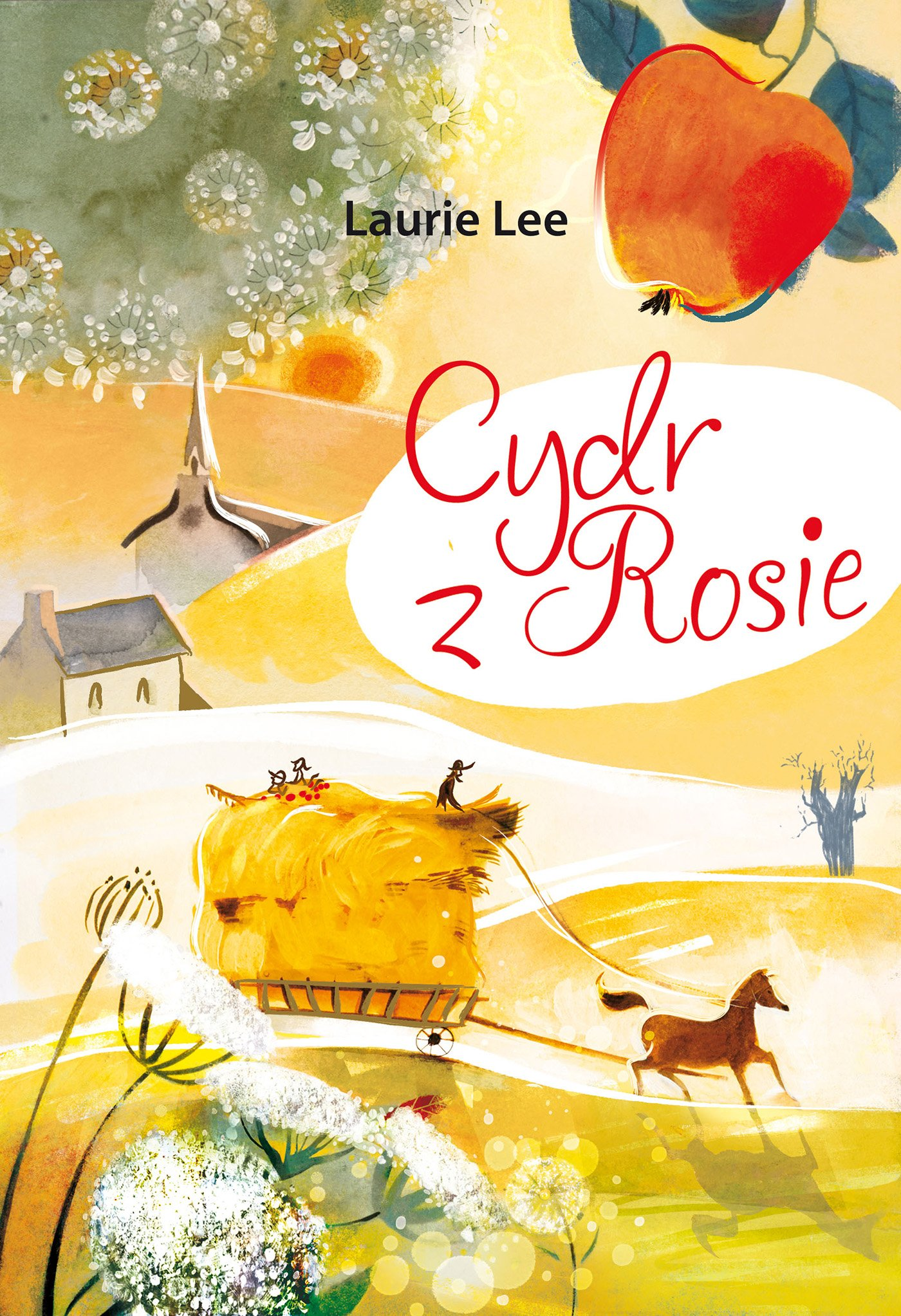 Cydr z Rosie - Ebook (Książka na Kindle) do pobrania w formacie MOBI