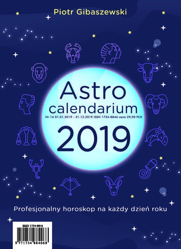 Astrocalendarium 2018 - Ebook (Książka PDF) do pobrania w formacie PDF