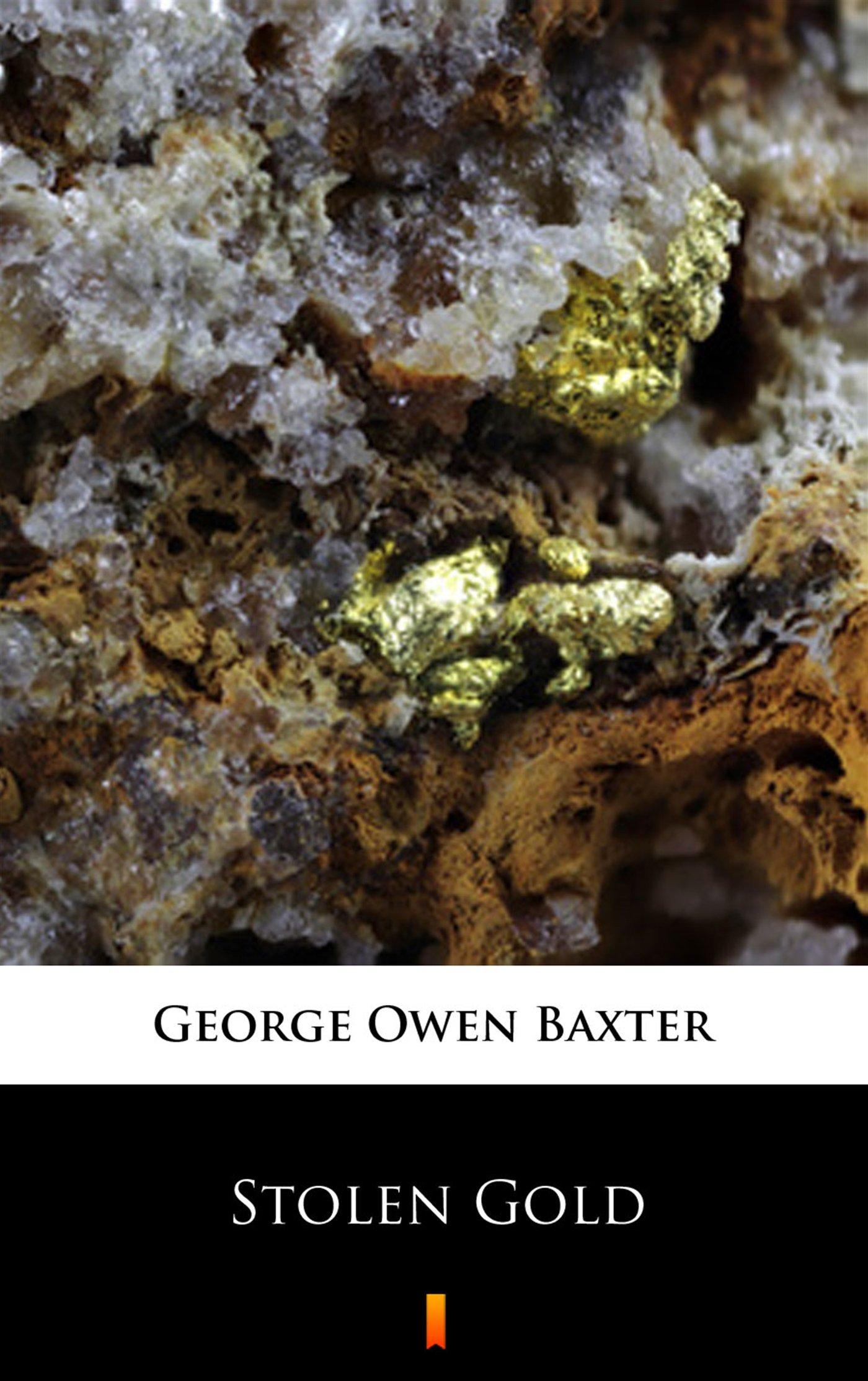 Stolen Gold - Ebook (Książka na Kindle) do pobrania w formacie MOBI