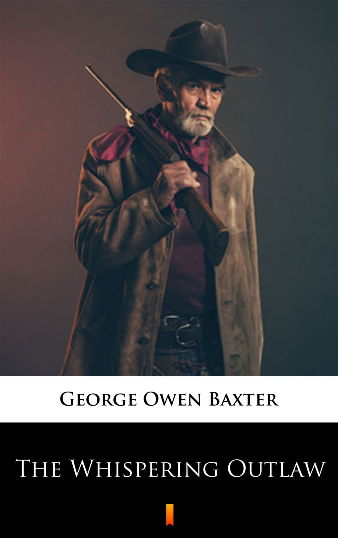 The Whispering Outlaw - Ebook (Książka EPUB) do pobrania w formacie EPUB