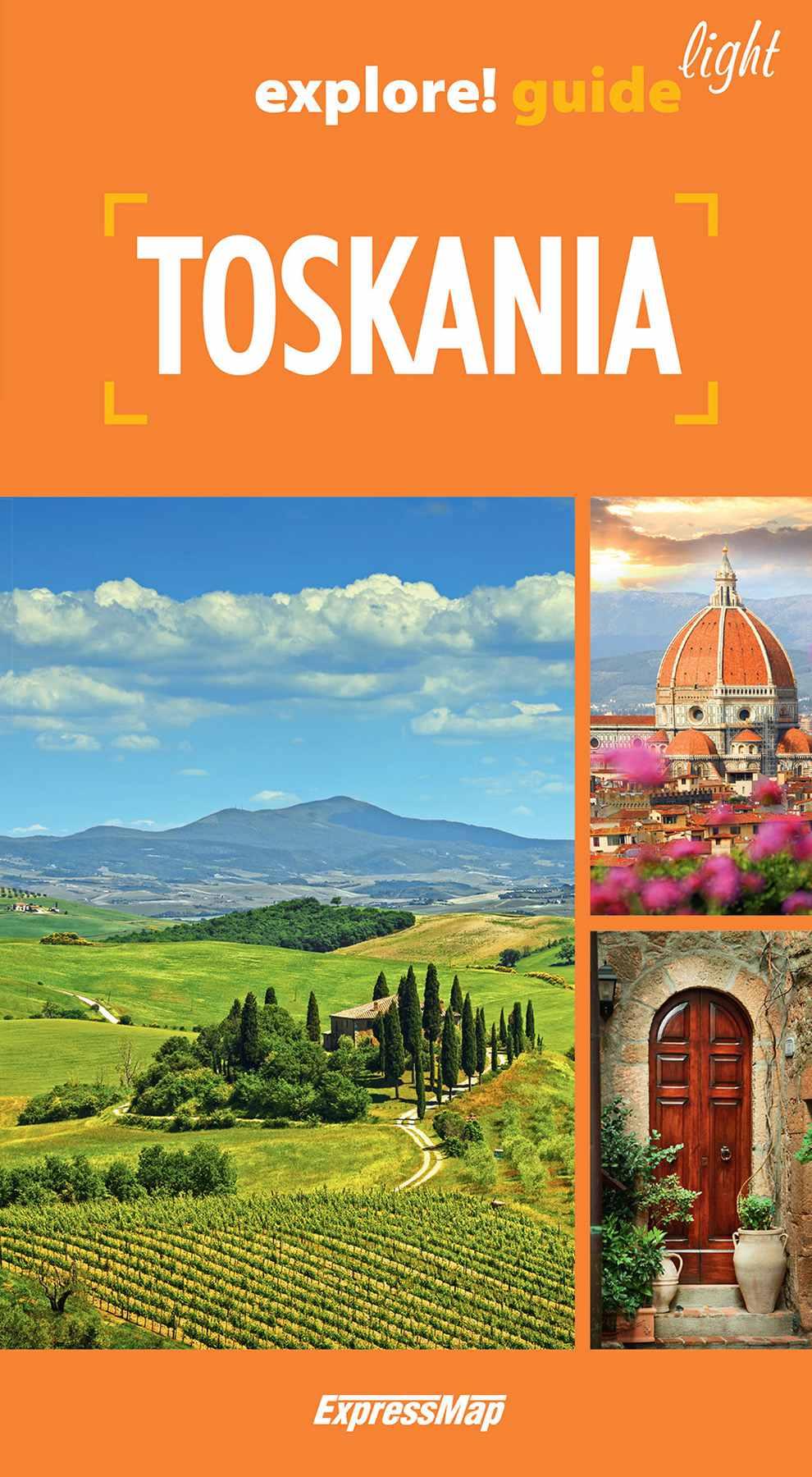 Toskania light: przewodnik - Ebook (Książka na Kindle) do pobrania w formacie MOBI
