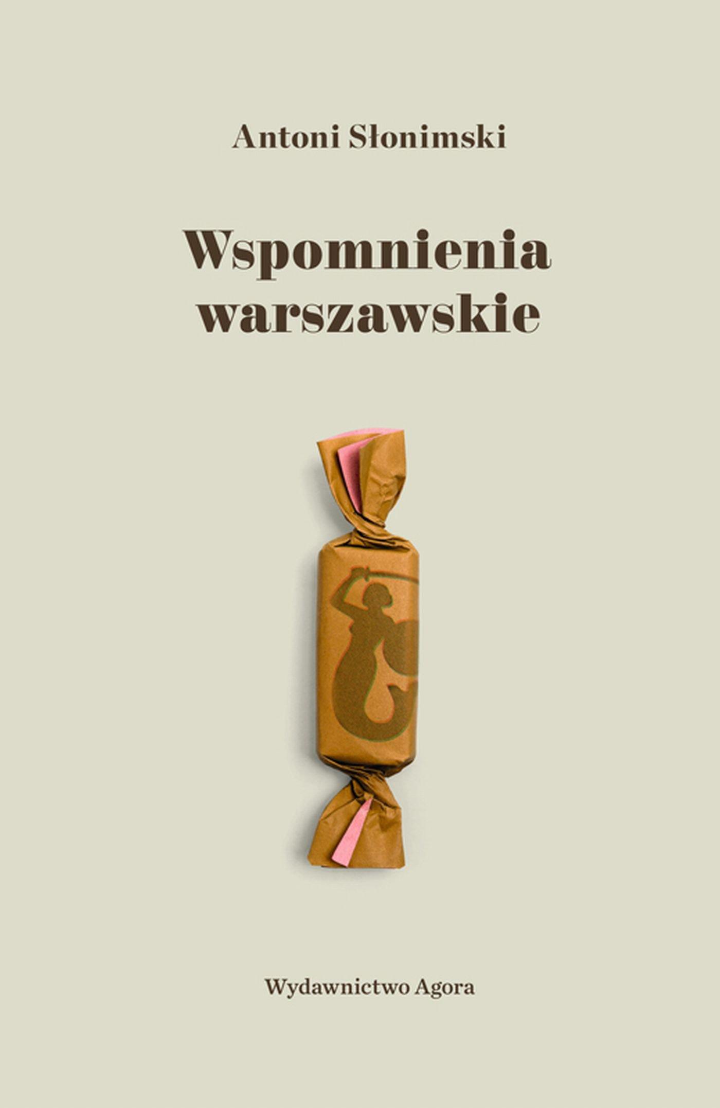 Wspomnienia warszawskie - Ebook (Książka na Kindle) do pobrania w formacie MOBI