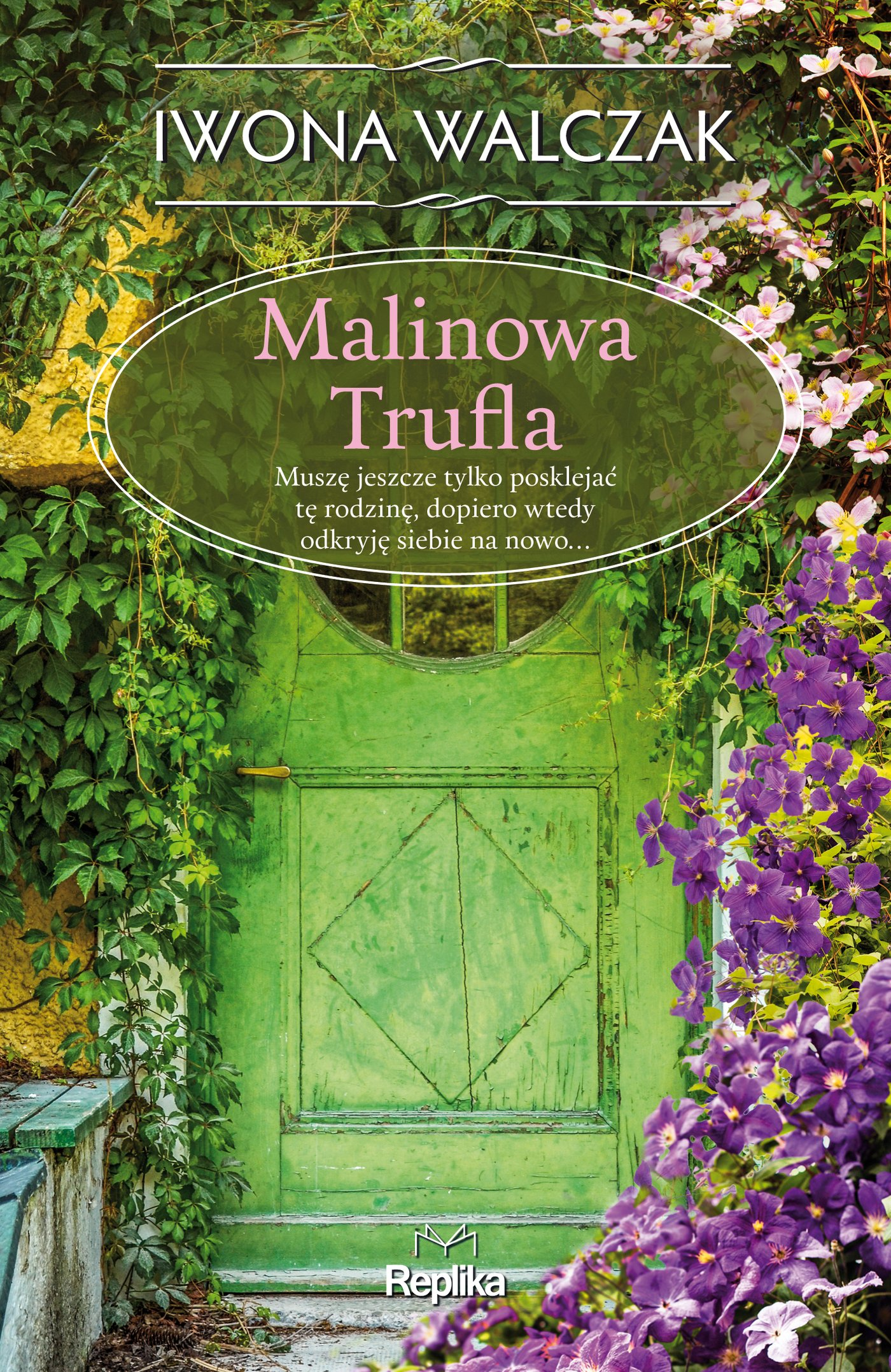 Malinowa Trufla - Ebook (Książka EPUB) do pobrania w formacie EPUB