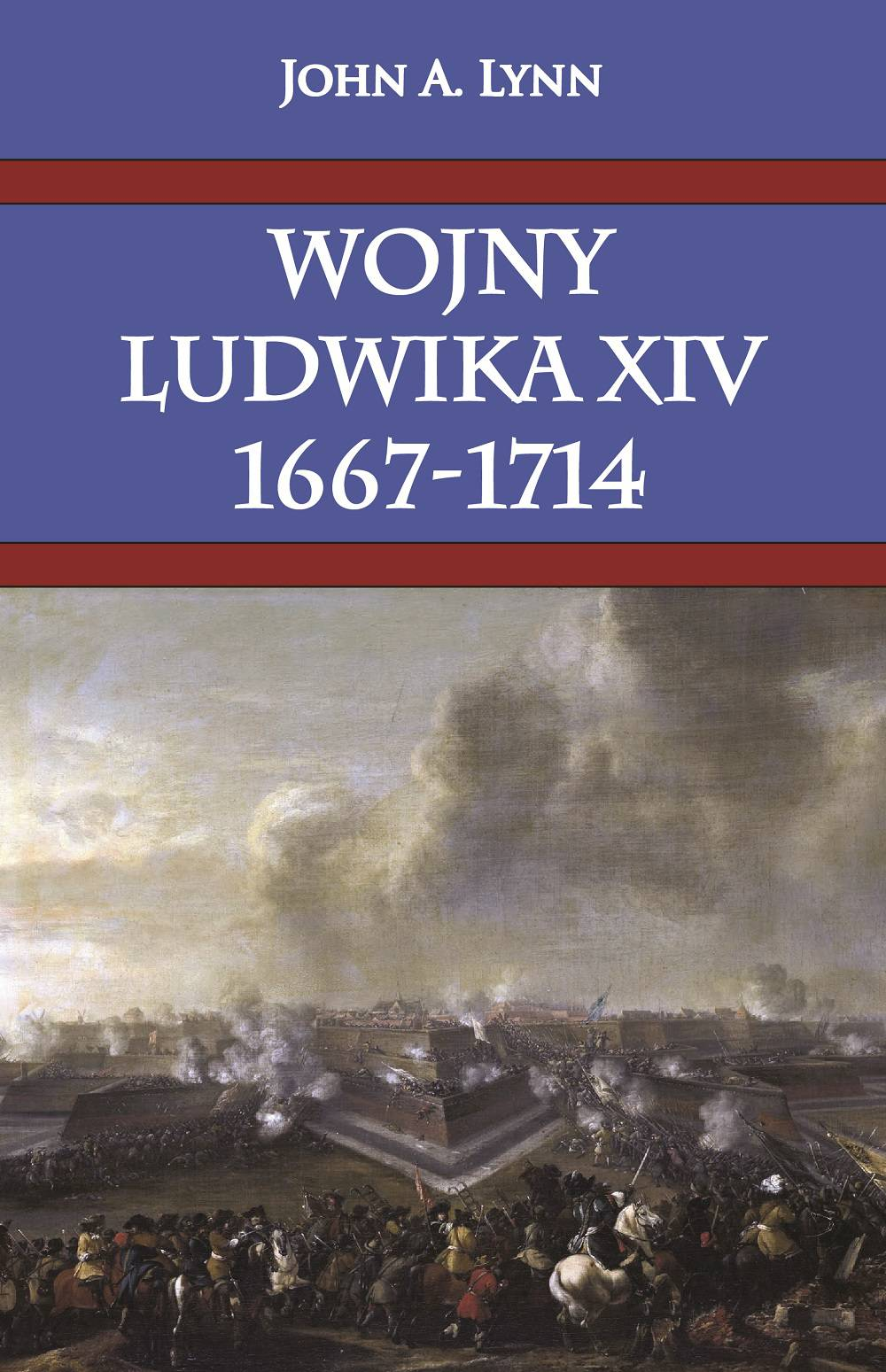 Wojny Ludwika XIV 1667-1714 - Ebook (Książka na Kindle) do pobrania w formacie MOBI