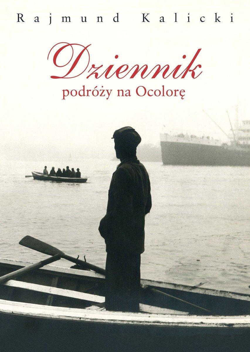 Dziennik podróży na Ocolorę - Ebook (Książka na Kindle) do pobrania w formacie MOBI