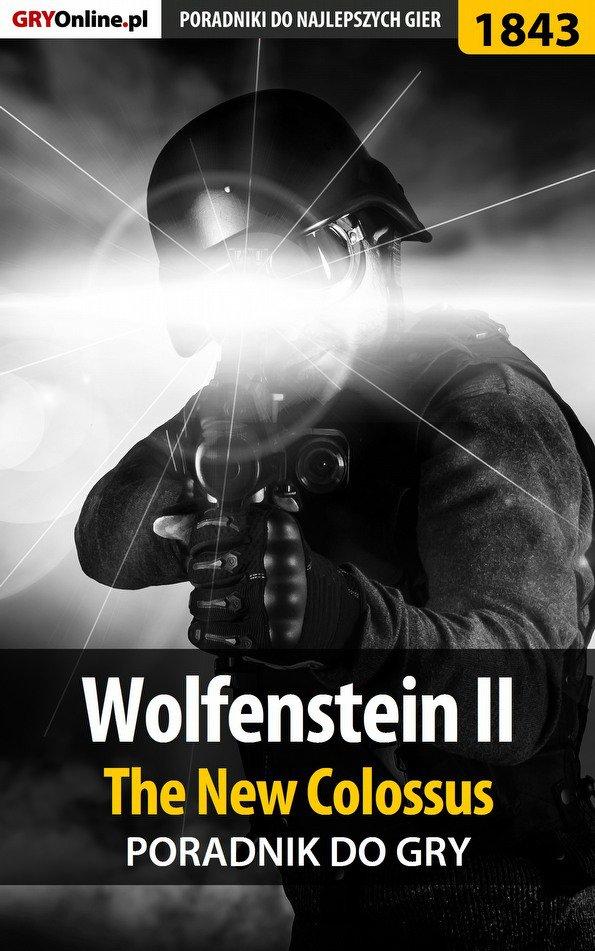 Wolfenstein II: The New Colossus - poradnik do gry - Ebook (Książka PDF) do pobrania w formacie PDF
