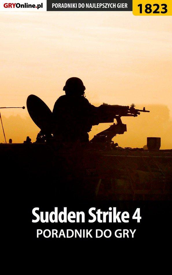 Sudden Strike 4 - poradnik do gry - Ebook (Książka EPUB) do pobrania w formacie EPUB
