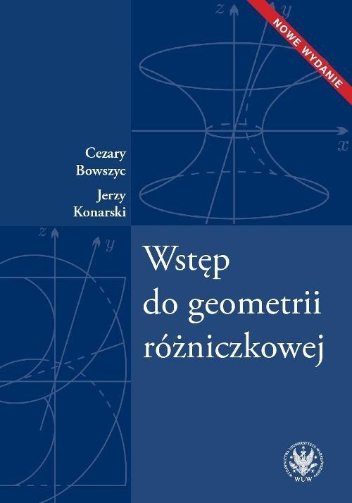 Wstęp do geometrii różniczkowej - Ebook (Książka PDF) do pobrania w formacie PDF