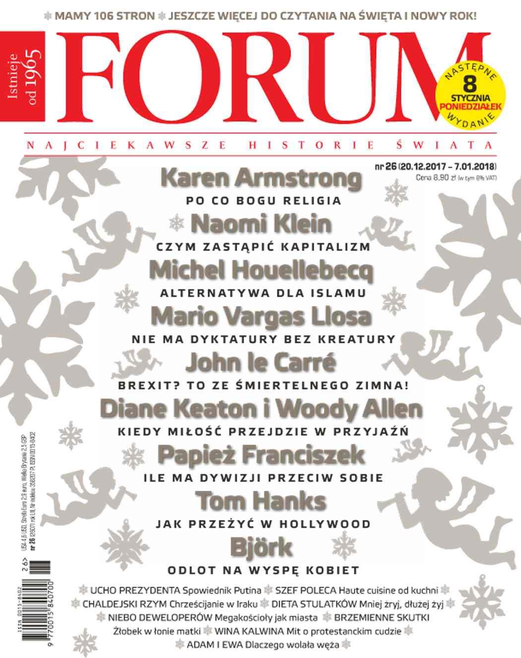 Forum nr 26/2017 - Ebook (Książka PDF) do pobrania w formacie PDF