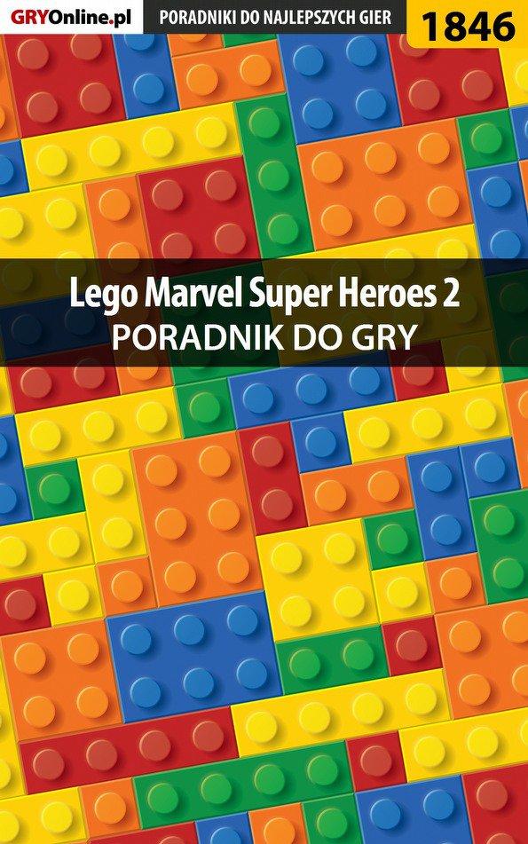 LEGO Marvel Super Heroes 2 - poradnik do gry - Ebook (Książka PDF) do pobrania w formacie PDF