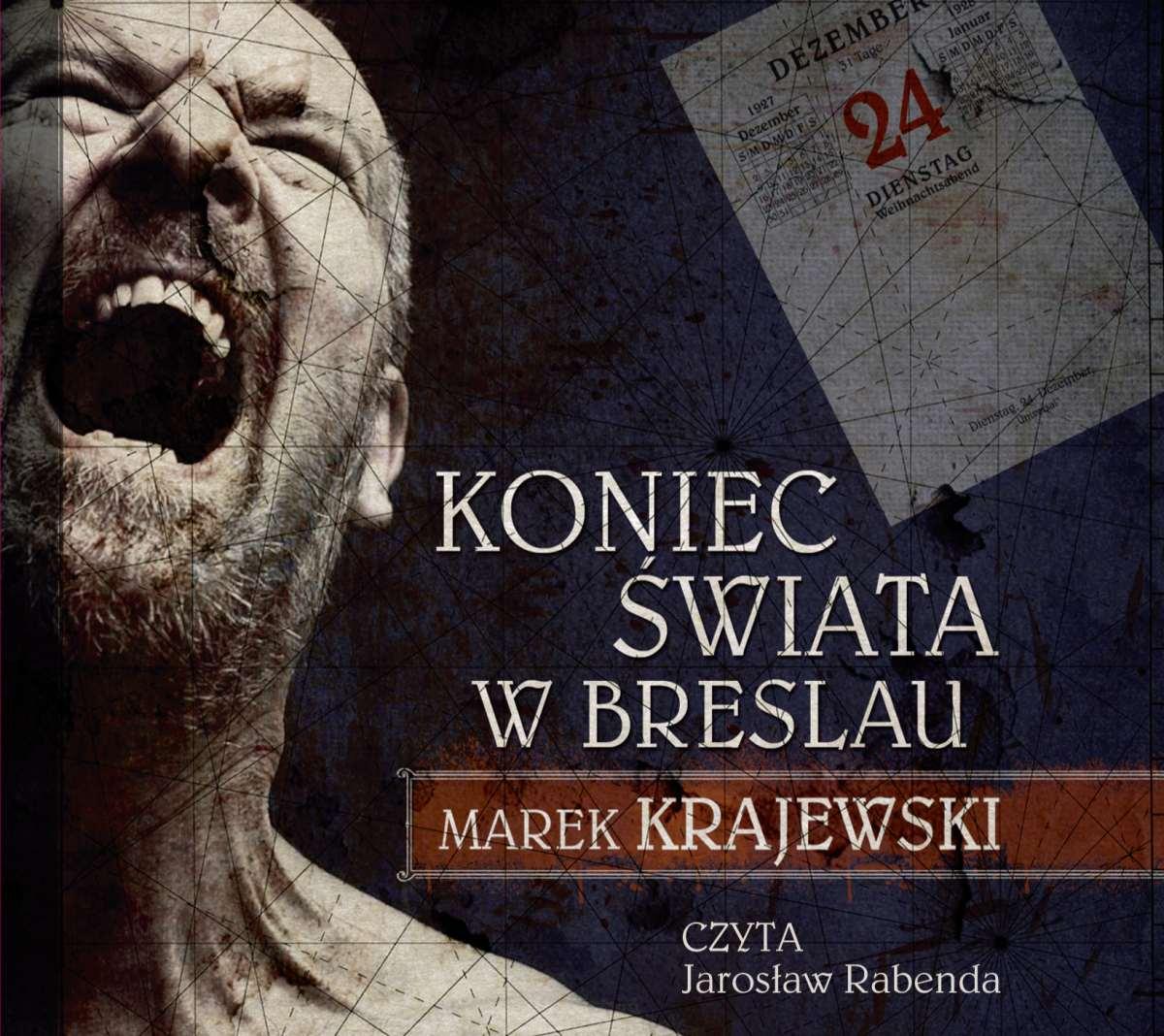 Koniec świata w Breslau - Audiobook (Książka audio MP3) do pobrania w całości w archiwum ZIP