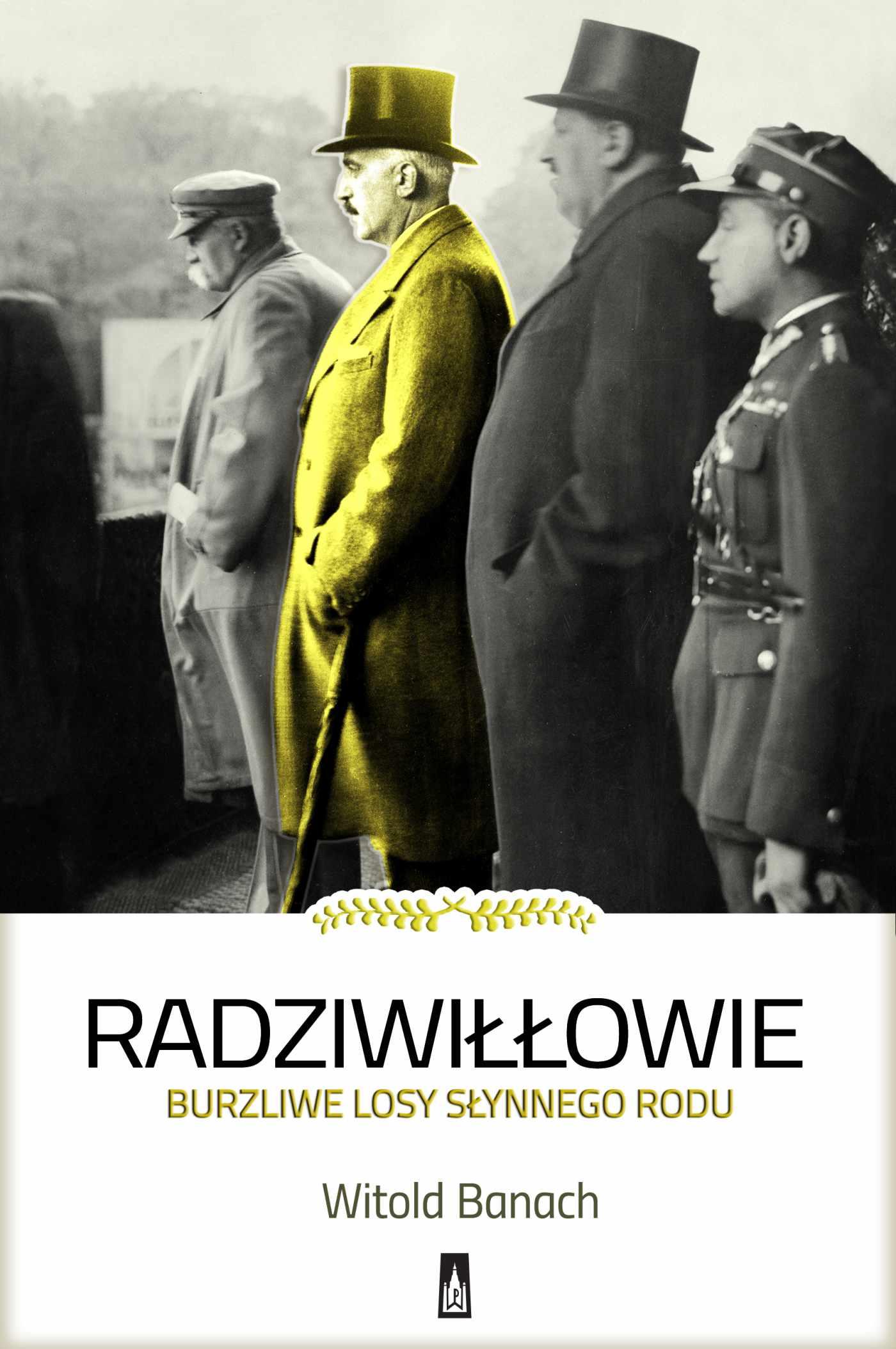 Radziwiłłowie - Ebook (Książka na Kindle) do pobrania w formacie MOBI