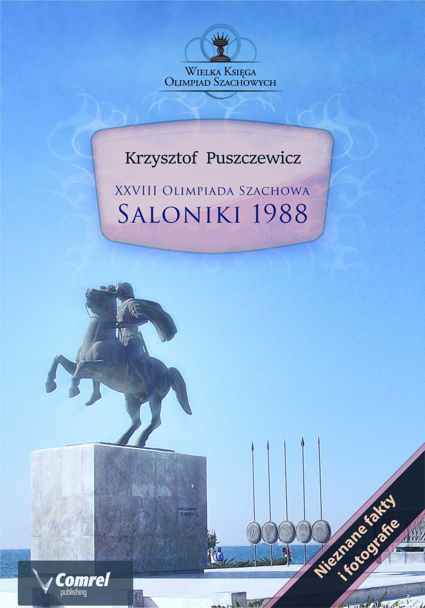 XXVIII Olimpiada Szachowa - Saloniki 1988 - Ebook (Książka PDF) do pobrania w formacie PDF