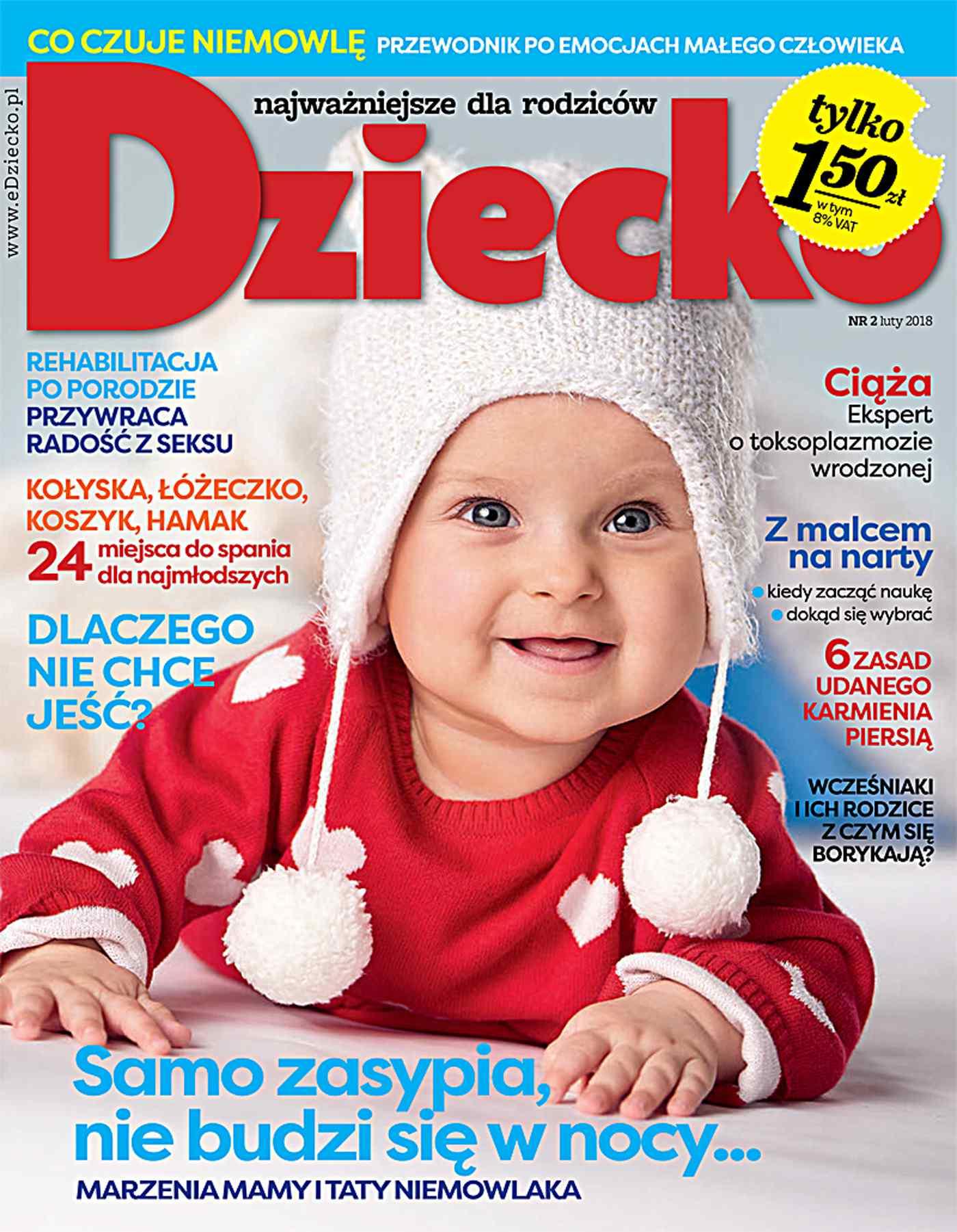 Dziecko 2/2018 - Ebook (Książka PDF) do pobrania w formacie PDF