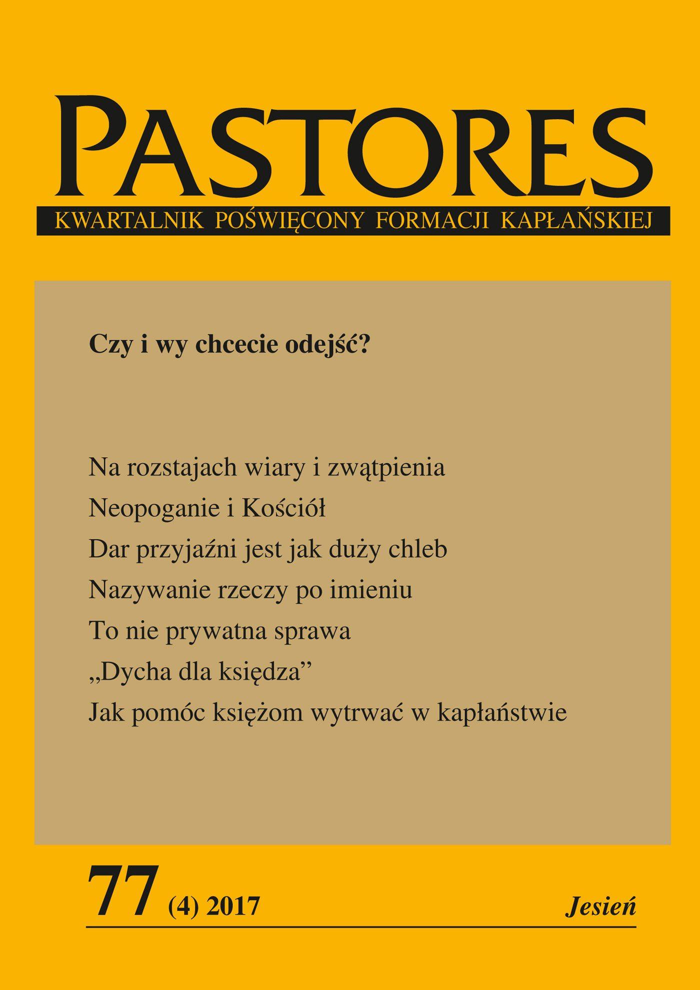 Pastores 77 (4) 2017 - Ebook (Książka EPUB) do pobrania w formacie EPUB