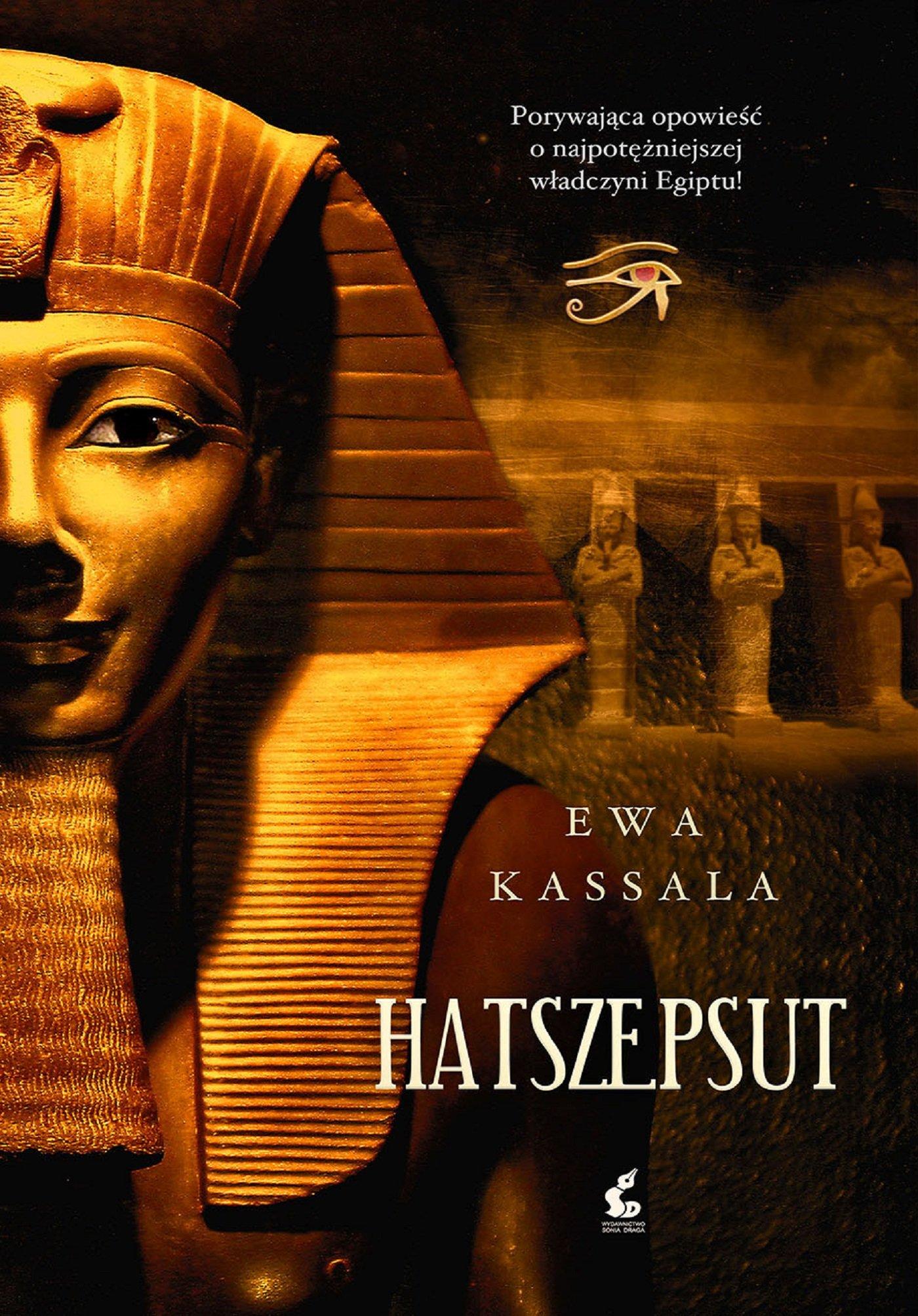 Hatszepsut - Ebook (Książka na Kindle) do pobrania w formacie MOBI
