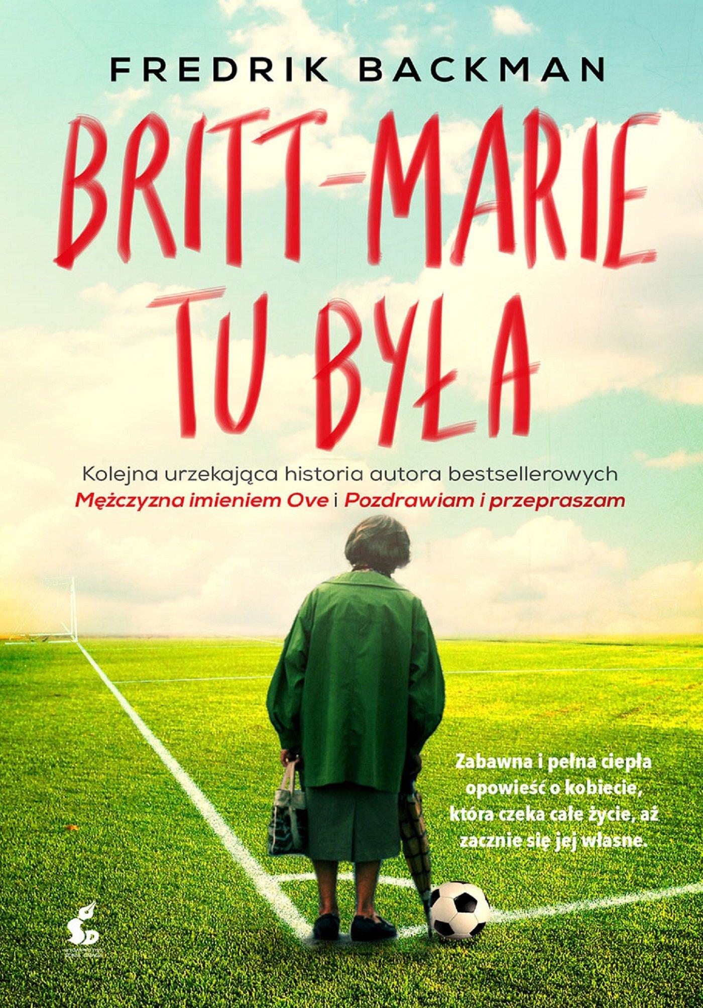Britt-Marie tu była - Ebook (Książka EPUB) do pobrania w formacie EPUB