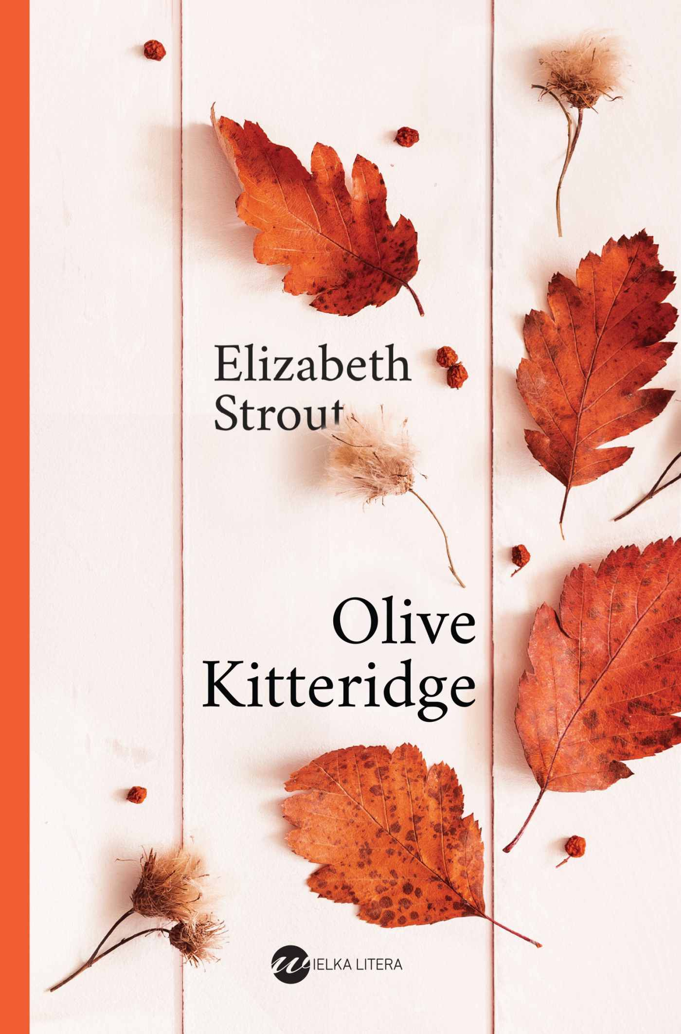 Olive Kitteridge - Ebook (Książka na Kindle) do pobrania w formacie MOBI