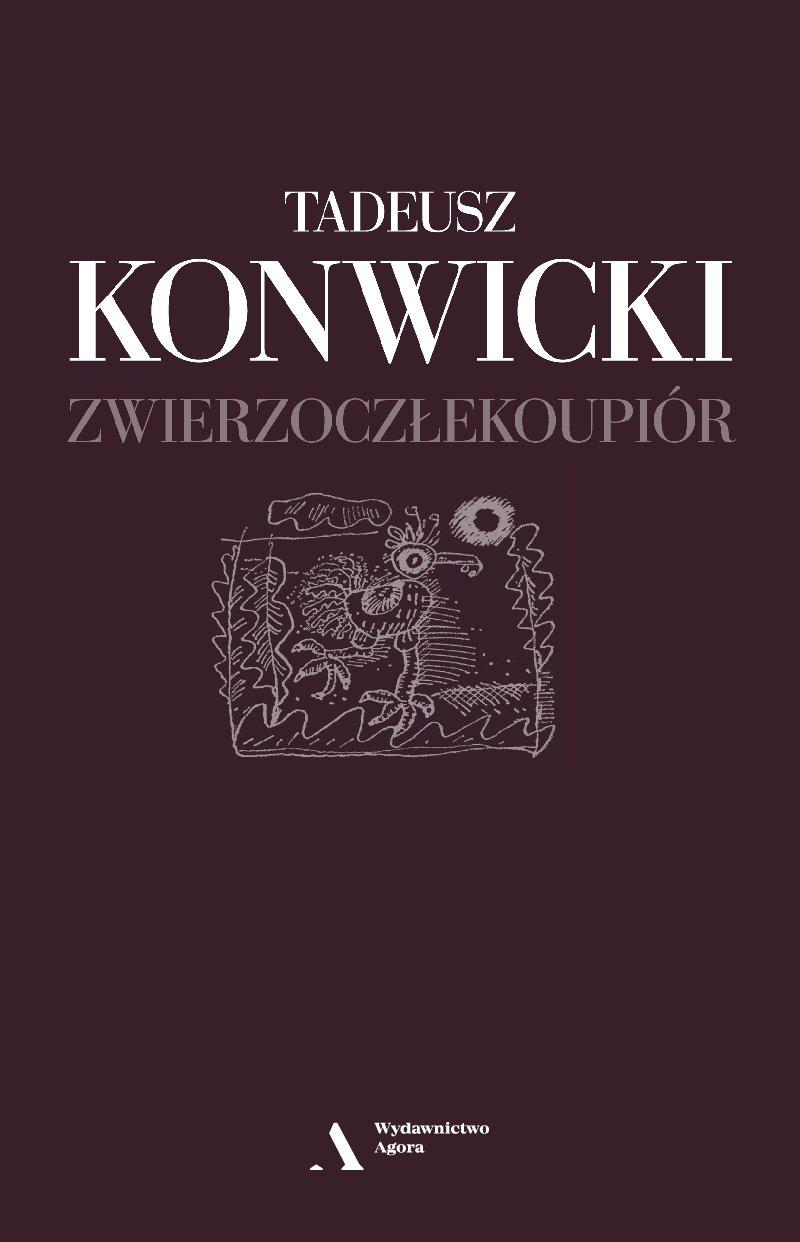 Zwierzoczłekoupiór - Ebook (Książka na Kindle) do pobrania w formacie MOBI
