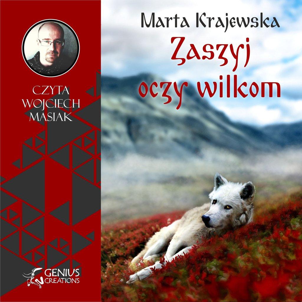 Zaszyj oczy wilkom - Audiobook (Książka audio MP3) do pobrania w całości w archiwum ZIP
