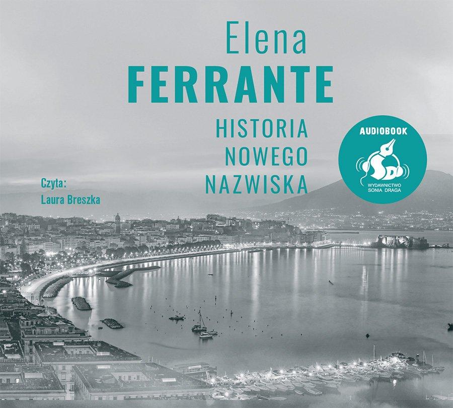Historia nowego nazwiska - Audiobook (Książka audio MP3) do pobrania w całości w archiwum ZIP