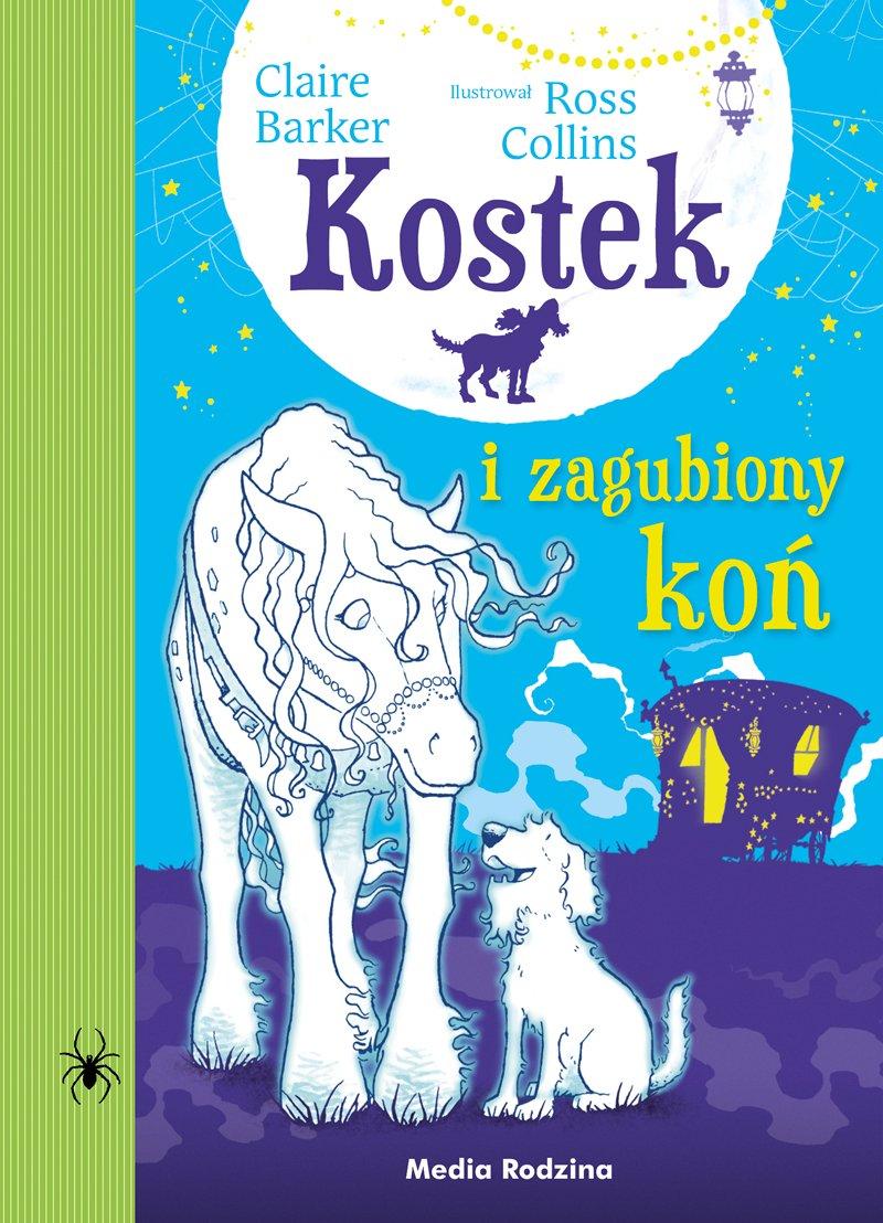 Kostek i zagubiony koń - Ebook (Książka EPUB) do pobrania w formacie EPUB
