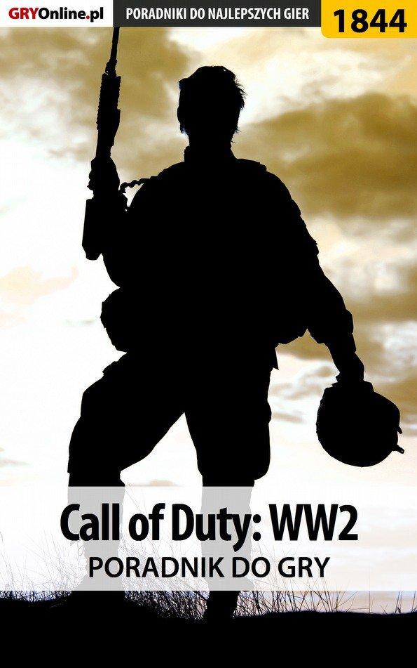 Call of Duty: WW2 - poradnik do gry - Ebook (Książka PDF) do pobrania w formacie PDF