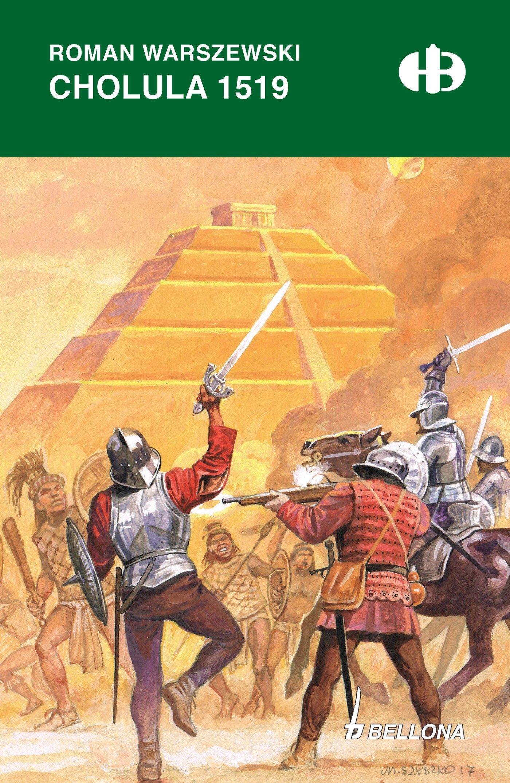 Cholula 1519 - Ebook (Książka na Kindle) do pobrania w formacie MOBI
