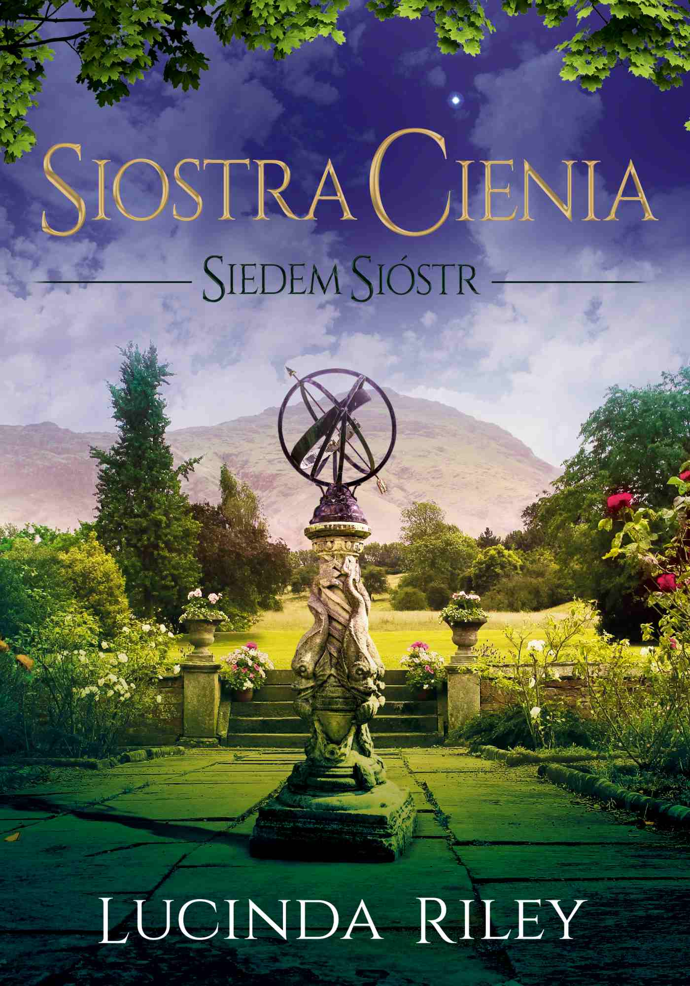 Siostra Cienia. Siedem Sióstr - Ebook (Książka na Kindle) do pobrania w formacie MOBI