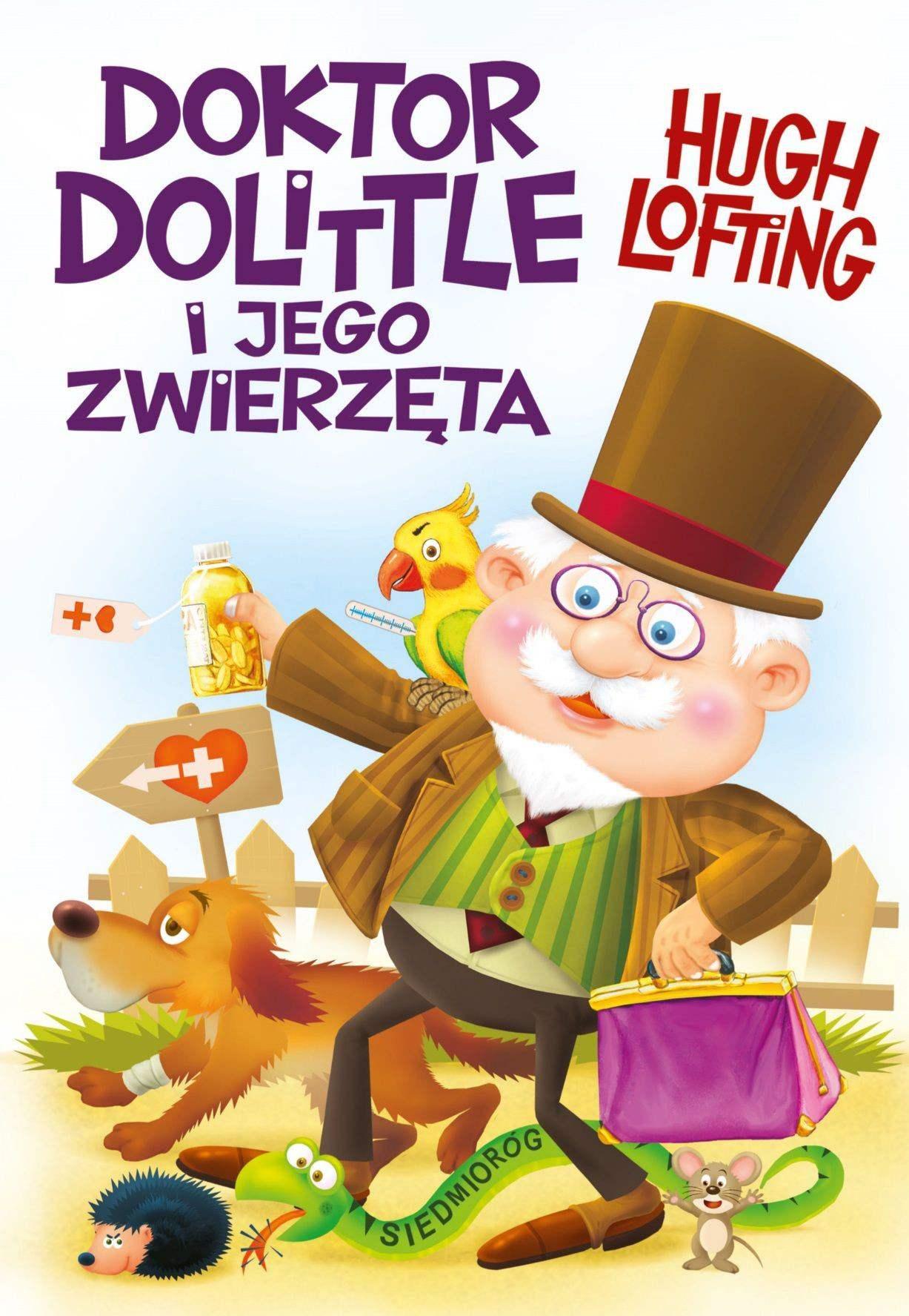 Doktor Dolittle i jego zwierzęta - Ebook (Książka EPUB) do pobrania w formacie EPUB